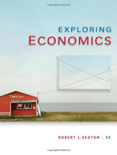 Exploring Economics