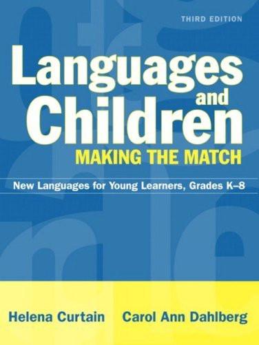Languages And Children