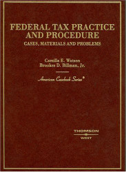 Federal Tax Practice And Procedure