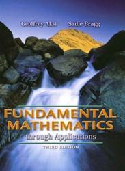 Fundamental Mathematics Through Applications