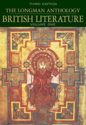 Longman Anthology Of British Literature Volumes 1A 1B And 1C