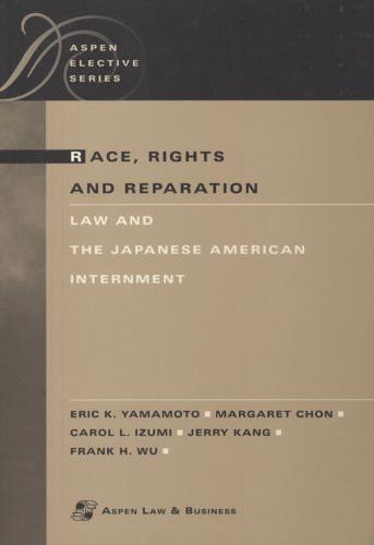 Race Rights And Reparation