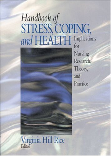 Handbook Of Stress Coping And Health