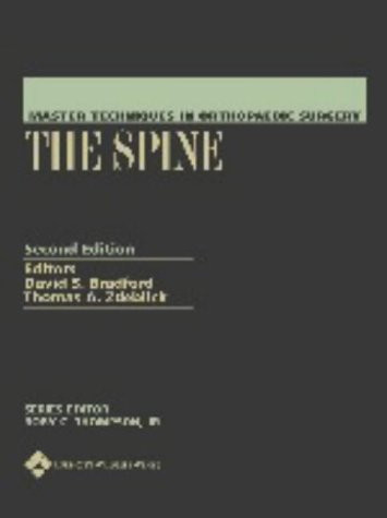 Master Techniques In Orthopaedic Surgery