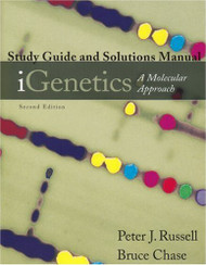 Study Guide And Solutions Manual For Igenetics