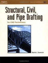 Structural Civil And Pipe Drafting