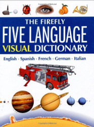 Firefly Five Language Visual Dictionary
