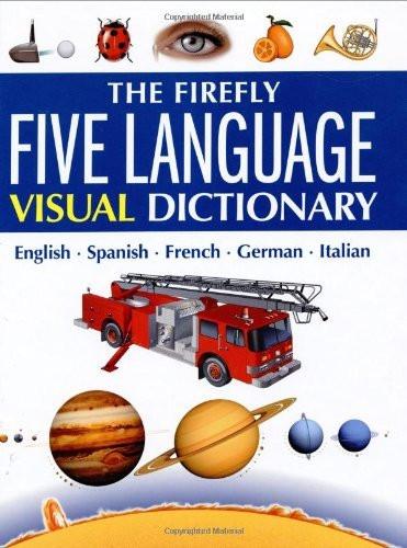 Firefly Five Language Visual Dictionary