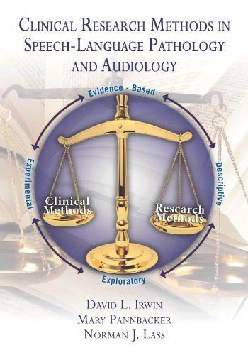 Clinical Research Methods In Speech