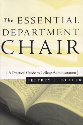 Essential Department Chair