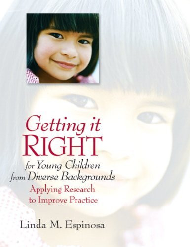 Getting It Right For Young Children From Diverse Backgrounds