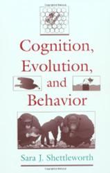 Cognition Evolution And Behavior