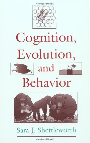 Cognition Evolution And Behavior