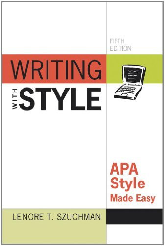 Writing With Style