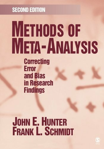 Methods Of Meta-Analysis