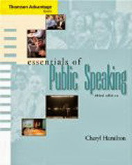 Essentials Of Public Speaking