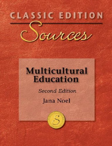 Classic Edition Sources Multicultural Education