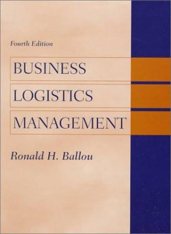 Business Logistics Management