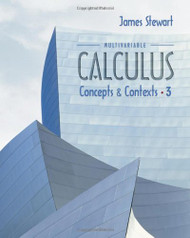 Multivariable Calculus Concepts and Contexts