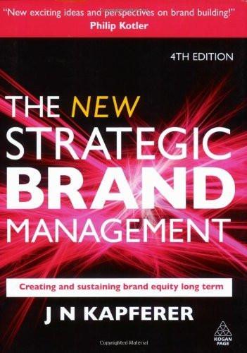 New Strategic Brand Management