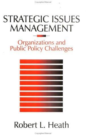 Strategic Issues Management
