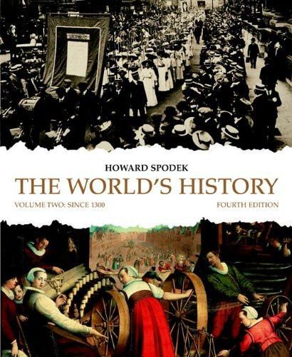 World's History Volume 2