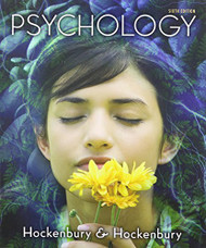 Psychology by Sandra Hockenbury