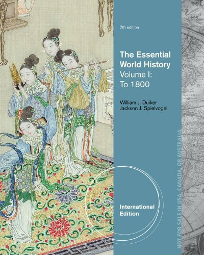 Essential World History Volume 1
