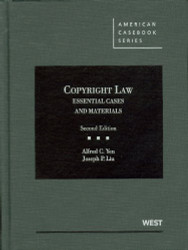 Copyright Law Essential Cases And Materials