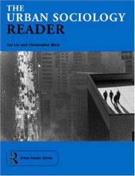Urban Sociology Reader