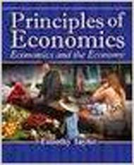 Principles Of Economics Economics And The Economy