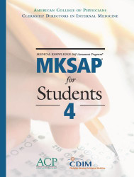 Mksap For Students 4