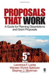 Proposals That Work