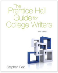 Prentice Hall Guide For College Writers