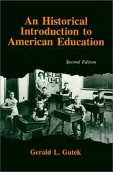Historical Introduction To American Education