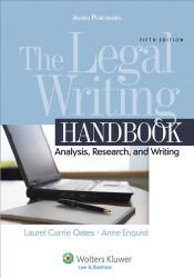 Legal Writing Handbook
