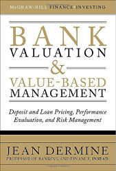 Bank Valuation And Value Based Management