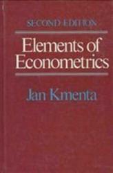 Elements Of Econometrics