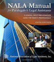 Nala Manual For Paralegal And Legal Assistants