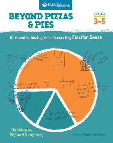 Beyond Pizzas And Pies Grades 3-5