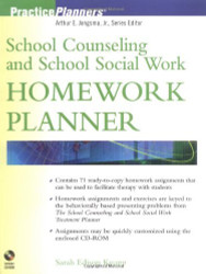 School Counseling And School Social Work Homework Planner