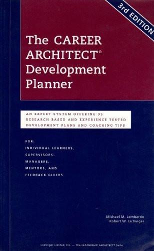 Career Architect Development Planner