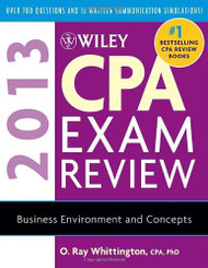 Wiley Cpa Exam Review Business Environment And Concepts