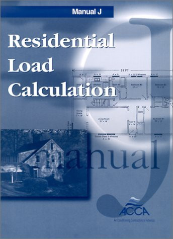 Manual J Residential Load Calculation