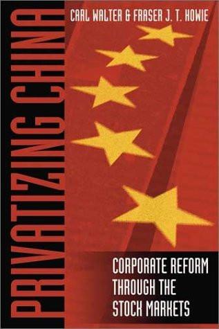 Privatizing China