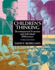 Children's Thinking