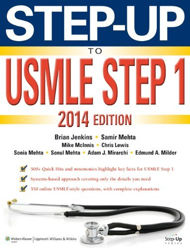 Step-Up To Usmle Step 1