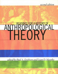 Readings For A History Of Anthropological Theory