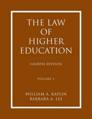 Law Of Higher Education