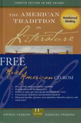 American Tradition In Literature